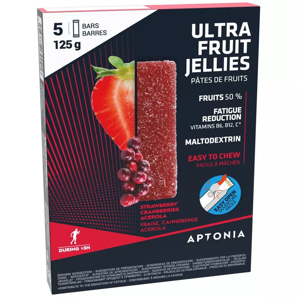 Aptonia Ultra Fruit Jellies