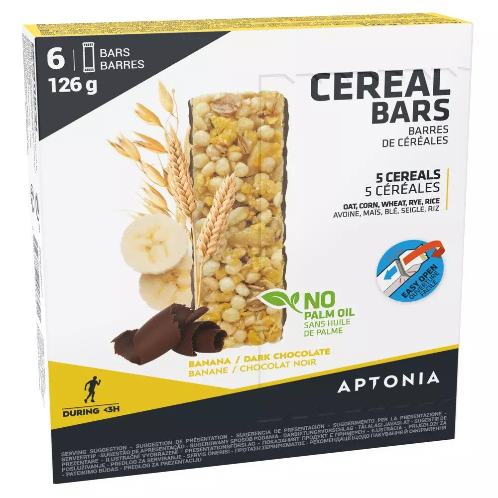 Aptonia Cereal Bars